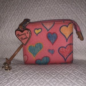 Dooney and Bourke coin bag